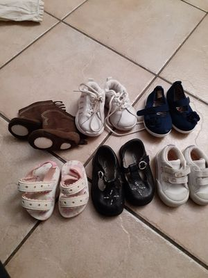 Girls Shoes size 0-4 for Sale in Gilbert, AZ