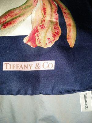 Tiffany &co silk scarf for Sale in Hillsboro Beach, FL