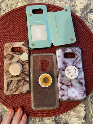 Samsung galaxy S8+ cases for Sale in Medical Lake, WA