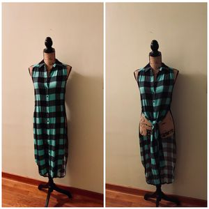 Cotton Express Long Tunic Top / small for Sale in Bloomington, IL