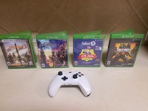 Xbox One Games/Controller for Sale in Round Rock, TX