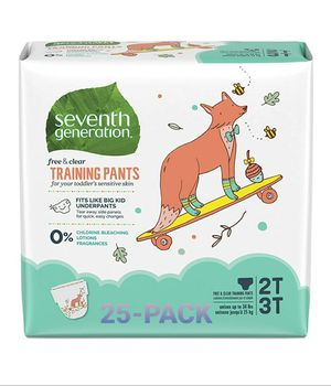 7th Generation Potty Training Pants Diapers 25 Pack for Sale in San Diego, CA