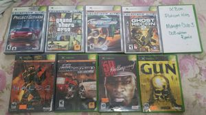 XBOX 360 Games 4 Sale Cheap for Sale in Houston, TX
