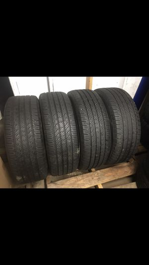 (4) P265-60R18 tires hankook suv or truck for Sale in San Diego, CA