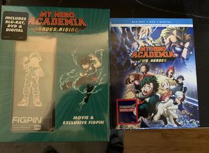 My hero academia movies for Sale in San Jose, CA