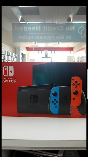 Nintendo Switch on finance with $50 down for Sale in Carrollton, TX