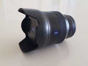 Sony Zeus batís 25mm 1.8 for Sale in Washington, DC