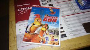Movie 🍿 DVD Chicken Run for Sale in Carmichael, CA