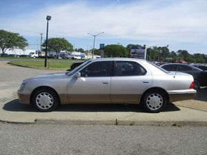 1996 Lexus LS 400 for Sale in Chesapeake, VA