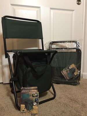 The Monterrey Picnic Chairs for Sale in Madera, CA