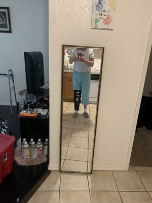 Standing or wall mirror for Sale in Lacey, WA