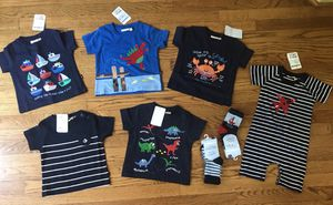 Baby boy boutique summer clothes 12-18 months. New with tags! for Sale for sale  Alpharetta, GA