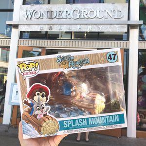 Funko Pop Disney Parks Splash Mountain Pop Ride Disney Parks Exclusive for Sale in Tracy, CA
