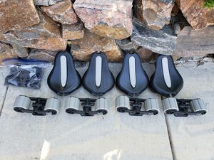 Yakima hully rollers and mako saddles for Sale in Wheat Ridge, CO