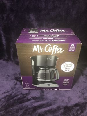 12 cup coffee maker BRAND NEW for Sale in Las Vegas, NV