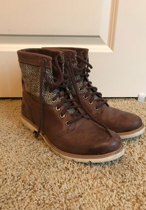 Timberland boots size 9 for Sale in Salt Lake City, UT