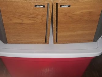 Pair Of Bose 2.2 Speakers amazing Sound And Cabinets 50 for Sale in Dallas,  TX