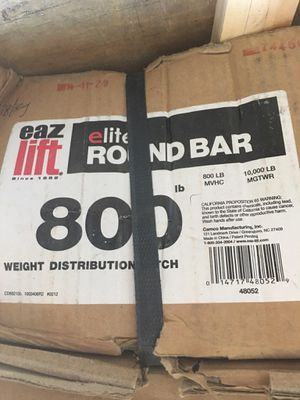 RV weight distribution hitch for Sale in Orlando, FL