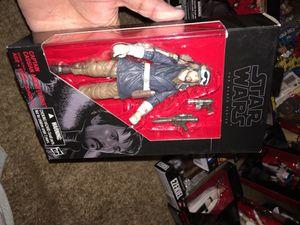 Star Wars black series captain cassian andor (eadu) for Sale in Brooks, OR