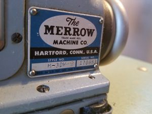 """Industrial sewing machine """"The Merrow"""" for Sale in Winter Haven, FL"""