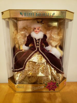 1996 Holiday Barbie for Sale in Spring Lake Park, MN