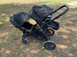 City select double stroller for Sale in Lake Wales, FL