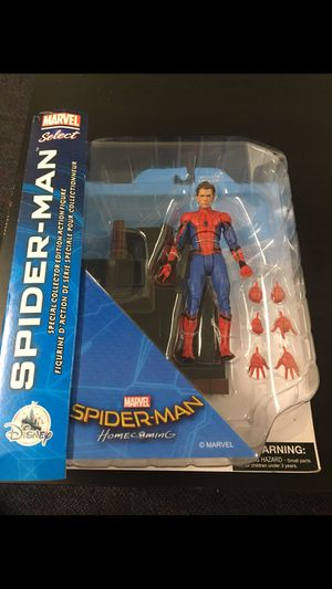Spiderman Homecoming Collectible Toy for Sale in Thousand Oaks, CA