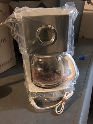 Gevalia coffee maker for Sale in Round Rock, TX