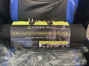 3 in 1 car interior protector for Sale in Fort Worth, TX