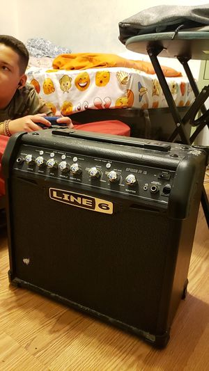 Spider IV 15 Line 6 amplifier (used) for Sale in Lake Worth, FL