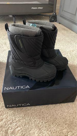 Kids Nautica snow boots for Sale in Norfolk, VA