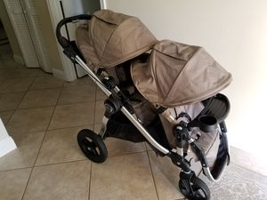 Baby Jogger City Select Double Stroller for Sale in VLG WELLINGTN, FL