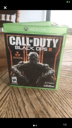 Xbox one game for Sale in Plant City, FL