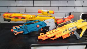 Nerf guns 3 in total. for Sale in Medina, OH
