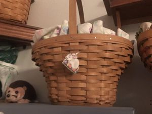 Longaberger baskets sale separate or package deal for Sale in Oxford, FL