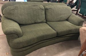 Couch, chair and ottoman for Sale in El Paso, IL