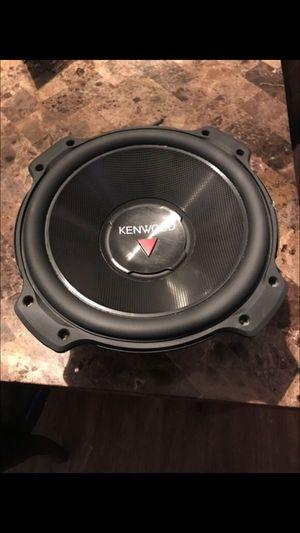 2000 Watt Kenwood OBO NEED GONE for Sale in Dallas, TX