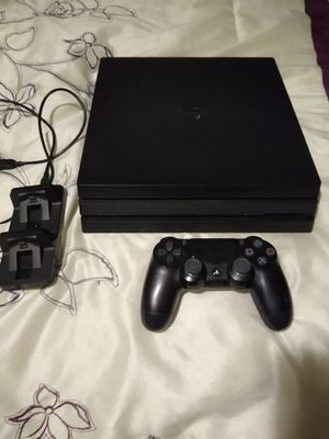 PlayStation 4 pro Adult owned for Sale in Port Richey, FL