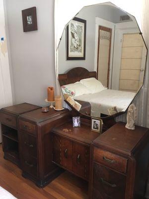 Art Deco Bedroom Set (7-piece) for Sale in San Diego, CA