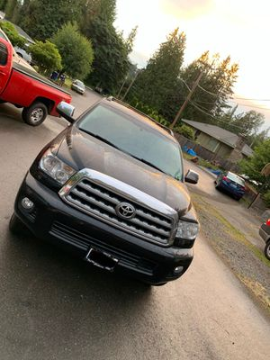 2015 Toyota Sequoia Platinum for Sale in Federal Way, WA