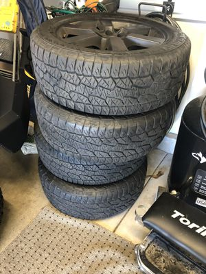 2016 f150 wheels and tires for Sale in Gilberts, IL
