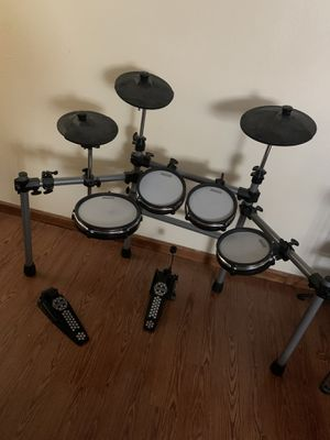 Simmons SD550 Electronic Drum Set with Mesh Pads for Sale in Colorado Springs, CO