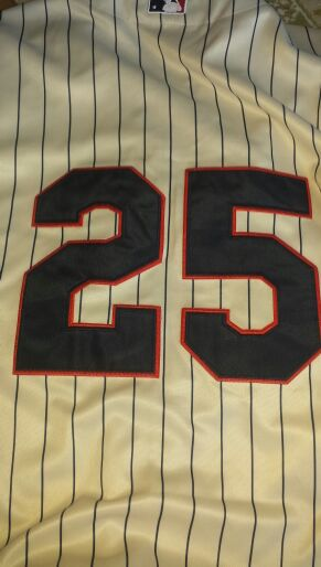 Baseball jersey for Sale in Aldie, VA