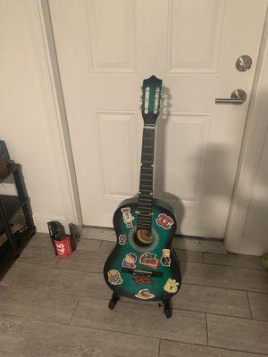 Acoustic guitar for Sale in Fort Lauderdale, FL