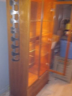 Dinning Room Cabinet/ Wine Holder for Sale in Tukwila,  WA