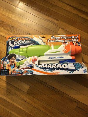Brand new nerf super soaker water guns for Sale in Cranston, RI