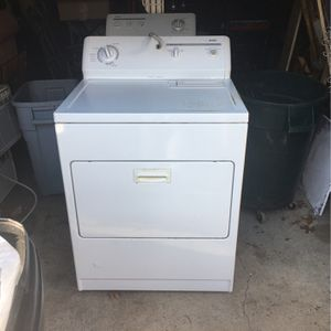 Kenmore Washer and Dryer Combo for Sale in Union, NJ