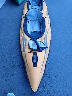 Advanced Elements Lagoon 2 Inflatable Kayak Tandem for Sale in Vancouver,  WA