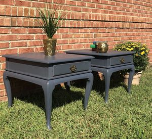 2 side tables for Sale in Gainesville, VA