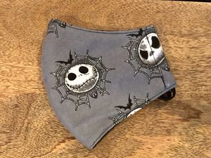 Jack Halloween Face Mask for Sale in El Paso, TX